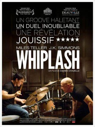 affiche whiplash