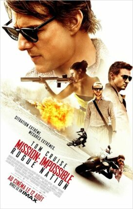 Affiche Mission Impossible