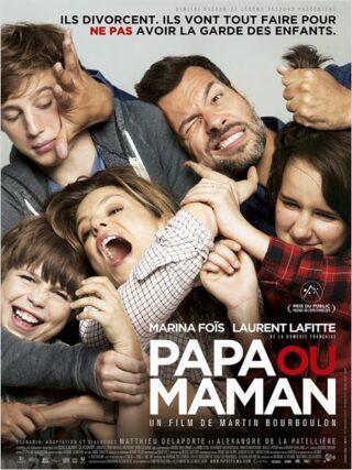 Affiche Papa ou Maman