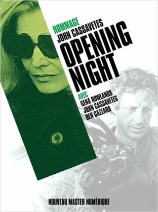 affiche Opening Night
